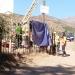 Electricista murió de infarto agudo cuando instalaba una luminaria en predio agrícola de Calle Larga
