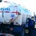 Emergencia en Los Andes: 30 mil clientes de Esval se quedan sin agua potable por rotura de matriz frente al Regimiento Yungay