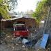 Conductora perdió el control y se incrustó con camioneta en una casa