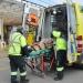 Mujer atropellada por microbús permanece con riesgo vital en el Hospital de San Felipe