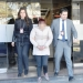 Brigada de Homicidios de Los Andes trasladó al tribunal a mujer que dio muerte a su hermano en San Felipe