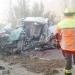 Fallecido conductor de camioneta y ocupantes lesionados subían a las obras de Los Libertadores cuando colisionaron con bus JM
