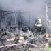 Incendio redujo a cenizas casa de calle Béjares la noche del 18