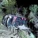 Conductor perdió la vida luego de sufrir accidente en el bypass de la Autopista Los Libertadores