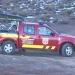 Motorista argentino fue hallado sin vida por bomberos en sendero de cerro sector La Canabina