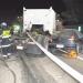 Vecino de El Sauce fue el conductor que falleció tras ser impactado su automóvil por tracto camión