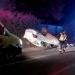 Joven salvó ileso luego de volcar automóvil en San Esteban