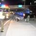 Cinco lesionados leves dejó triple colisión en avenida Alessandri