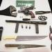 Con arresto domiciliario quedó joven que transportaba en mochila elementos para cometer robos