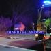 Un joven fallecido y otro lesionado dejó accidente de tránsito registrado en avenida Pascual Baburizza