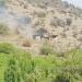 Hombre murió calcinado al incendiarse su casa de adobe en El Higueral