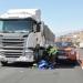 Ciudadano británico murió al estrellarse en moto contra un camión cuando se dirigía a Argentina