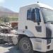 Camión con remolque cama baja robado en asalto en Santiago fue encontrado en terreno de Los Chacayes